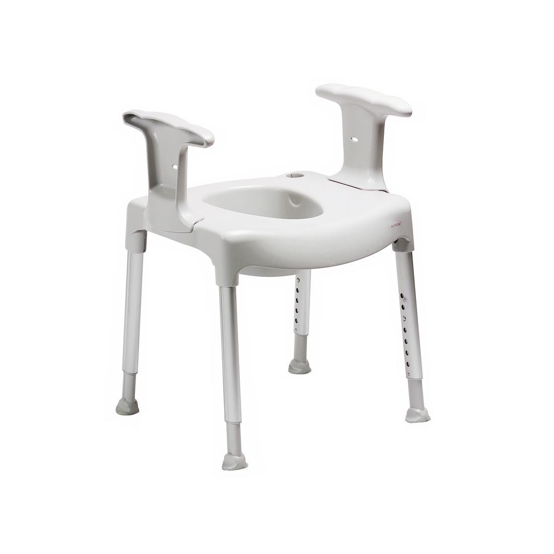 Over Toilet Seat Raiser Swift By Etac Aussie Medical Supplies